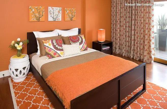 cele mai potrivite culori pentru dormitor