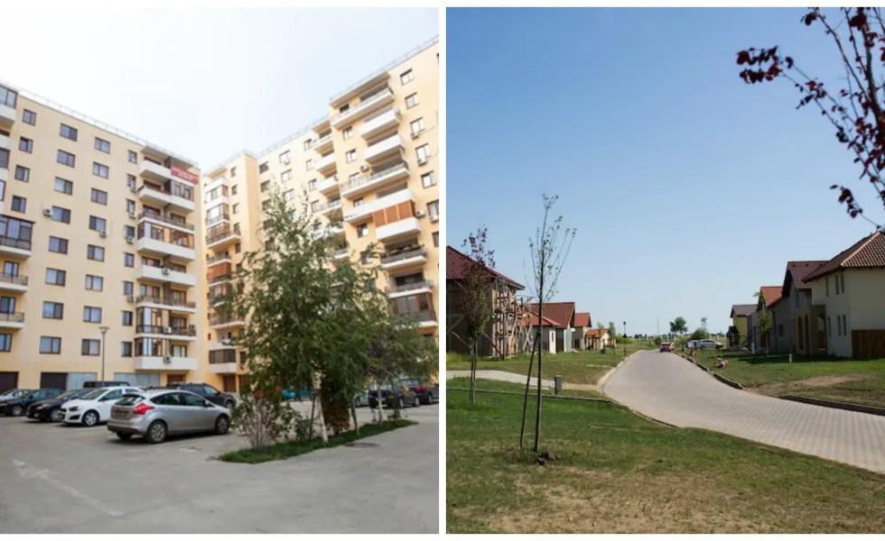 cheltuieli la casa vs cheltuieli la apartament