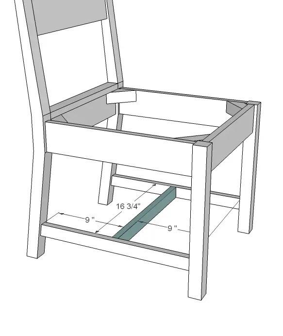 cum construim un scaun, pas cu pas