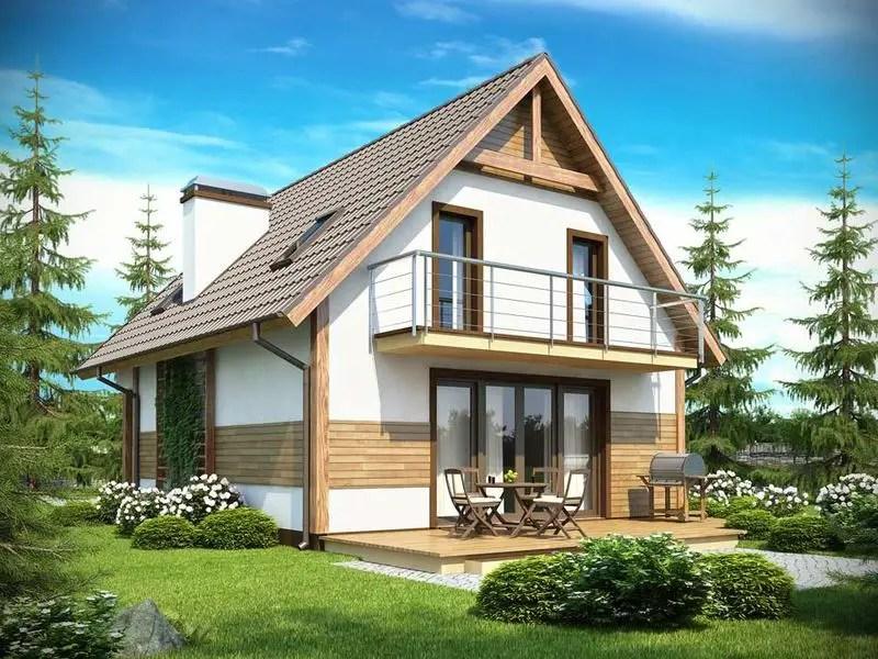 Case cu costuri reduse modele economice dar absolut for Modele de case mici