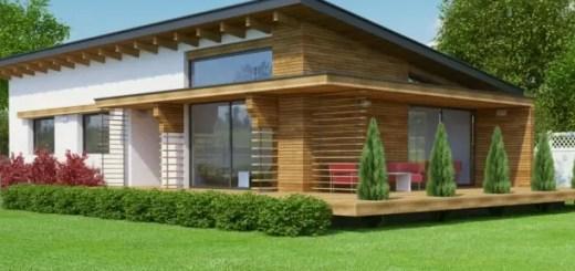modele moderne de case mici