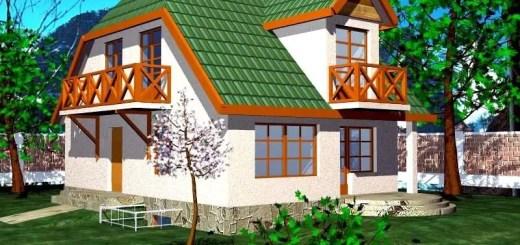 case rustice cu 3 dormitoare