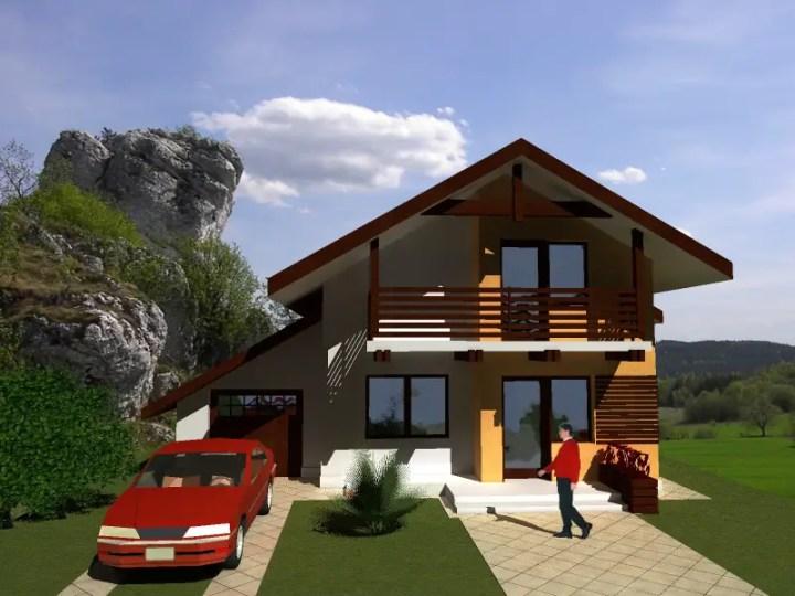 Proiecte de case la campie
