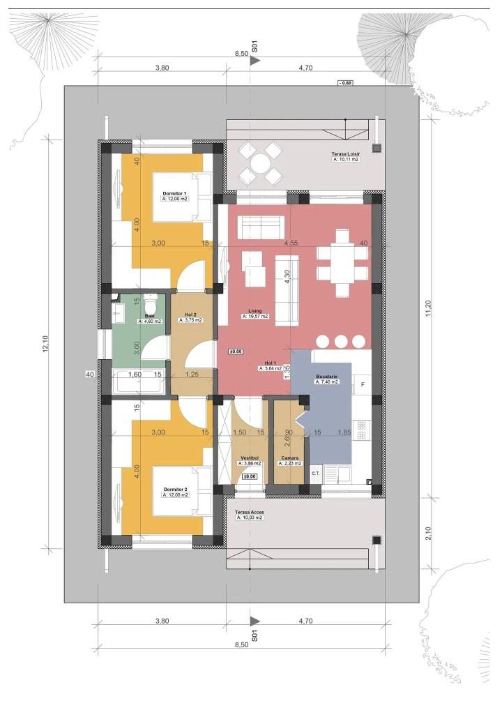 proiecte de casa sub 30000 euro