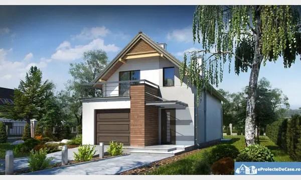 proiecte de case ieftine si frumoase, cu 3 dormitoare