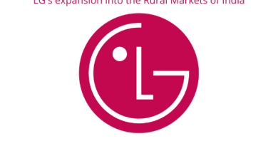 Case study of LG India - Winning in Rural India