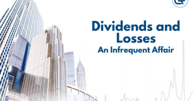 Dividends and Losses