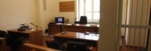 14092015 aversa tribunale napoli nord nella foto aula di giustizia penale foto ag. frattari