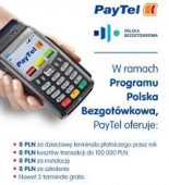 Wynajmij terminal PayTel