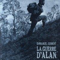 La Guerre d'Alan, d'Emmanuel Guibert.