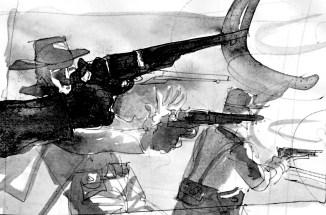 Gunfight - 2010-11
