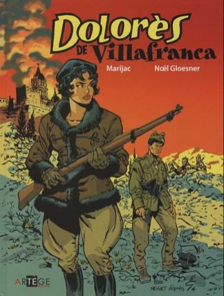 2012 Dolorès de Vilafranca couv Artège