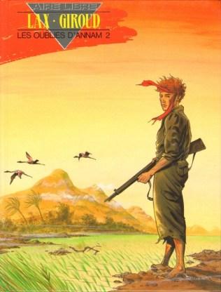 10-1991 Les oubliés d'Annam t2 couv