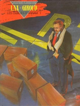 9-1990 Les oubliés d'Annam t1 couv