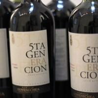 Se realizó una maravillosa cata abierta de todos los vinos de bodega Goyenechea