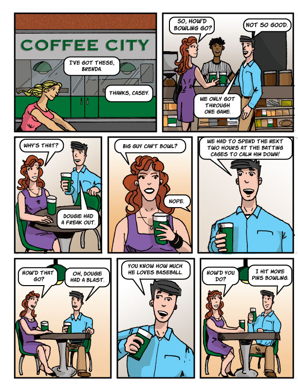 catb 10: Coffee City