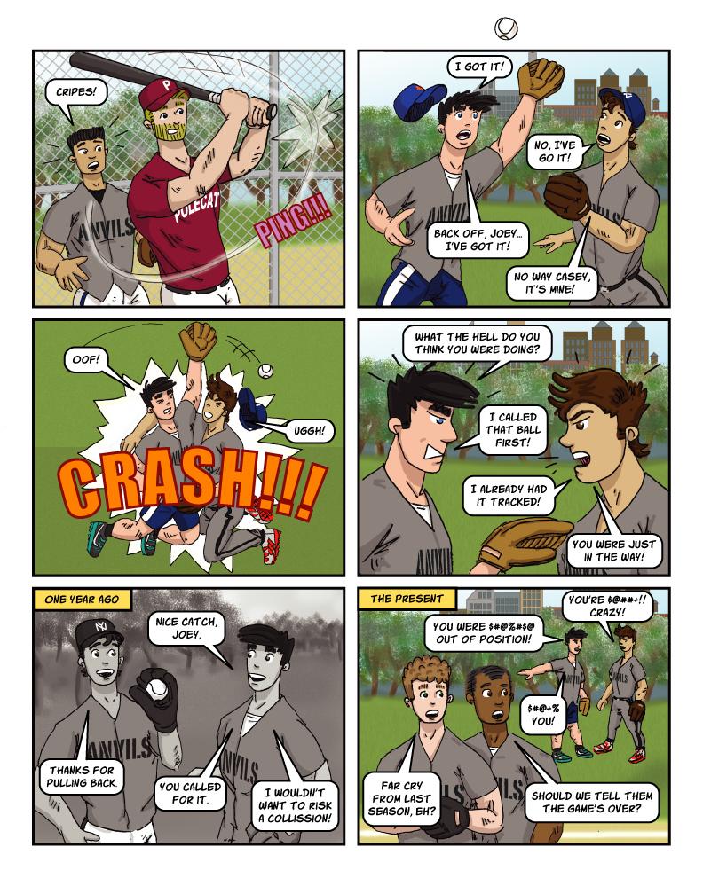 Casey At The Bat # 153