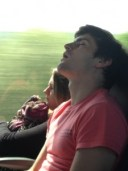 This sums up our bus trips pretty well.