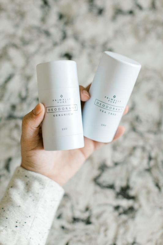 Primally Pure All-Natural Non-Toxic Skincare | Natural deodorants | Casey Horst Company
