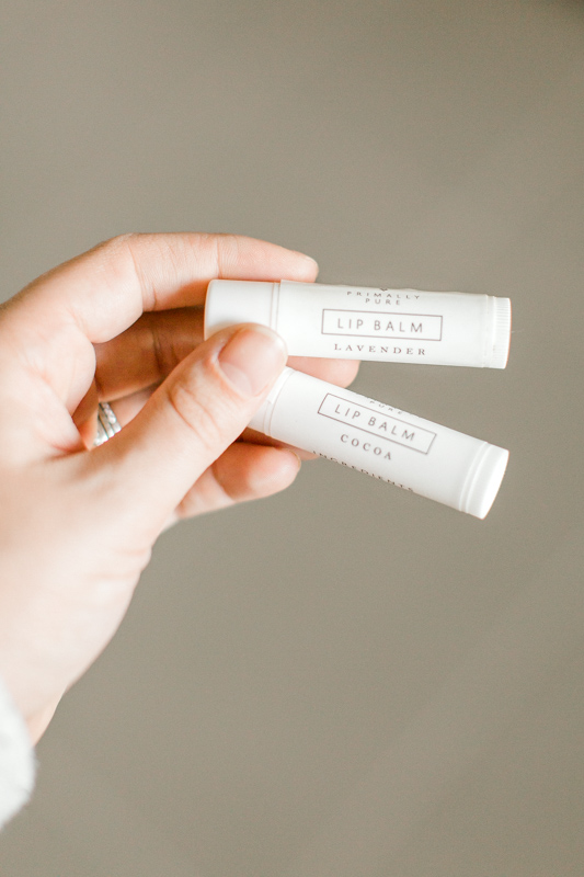 Primally Pure All-Natural Non-Toxic Skincare | Lip balms | Casey Horst Company