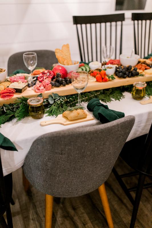 DIY Charcuterie Table | Casey Horst Company