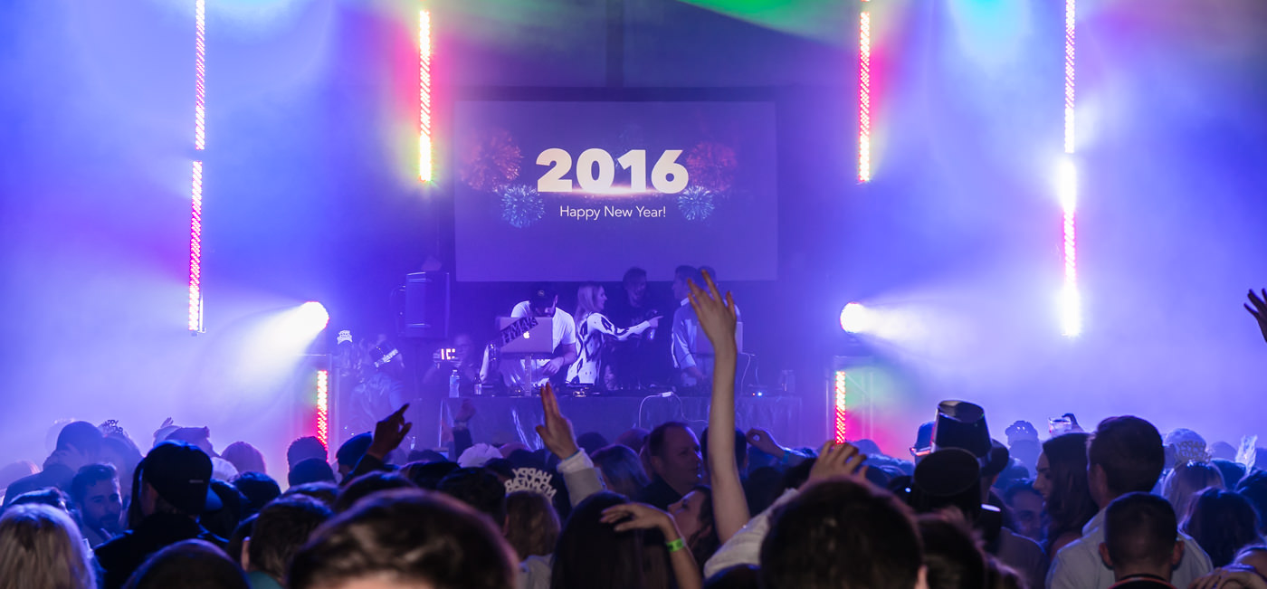 Big Night San Diego Presents New Years Eve at Hilton Bayfront