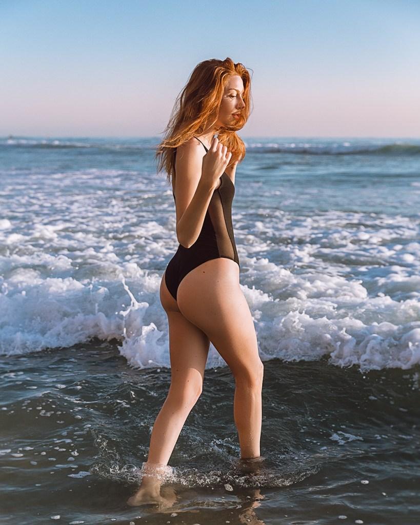 Kristina Mariew Model