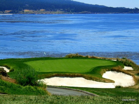Page 5     Everything Las Vegas  Golf    Travel Some things in life are expensive  but well worth the cost  The Pebble Beach  golf experience falls into this category  Nestled on the banks of Monterey