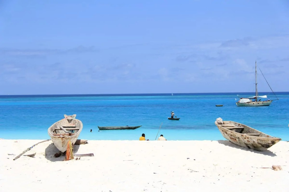 'cross Waters from Dar and Strange Men in Cars—Zanzibar: The Tanzania Chronicles #6