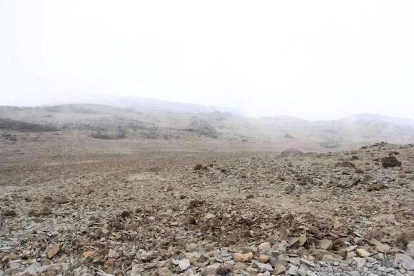 The Tanzania Chronicles — Day 5 — The Walk to Barafu Camp