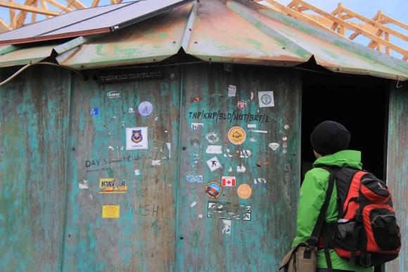 The Tanzania Chronicles — Day 5 — Barafu Camp