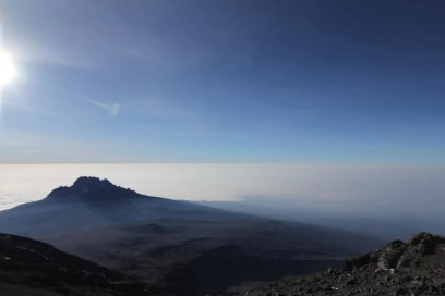 The Tanzania Chronicles — Day 6 — Summit — The Air Up There