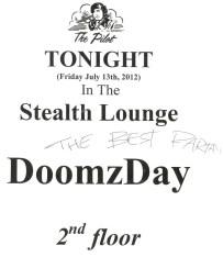 DoomzDay-Poster
