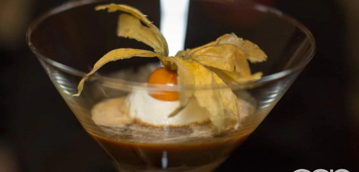 Dessert: Classic TAJAN Vanilla Ice cream in Affogato