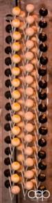 Mini Cheesecake Lollipops