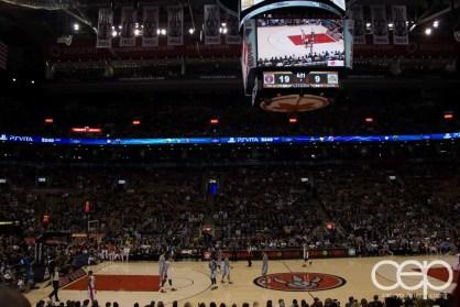 Toronto Raptors vs. The Denver Nuggets Feb 12 2013 — The View