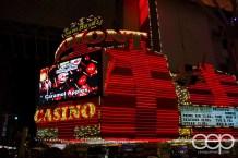 Sam Boyd's Fremont Casino in old Las Vegas