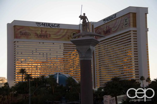 The Mirage Hotel & Casino in Las Vegas