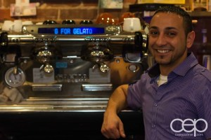 G... for Gelato and Espresso Bar — Shant Behesnilan and Faema