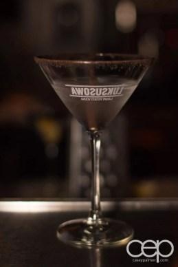 The Martini House — Polar Bear martini