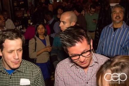 After Work Drinks Toronto 8 — #AWDTO — Crowd shot!