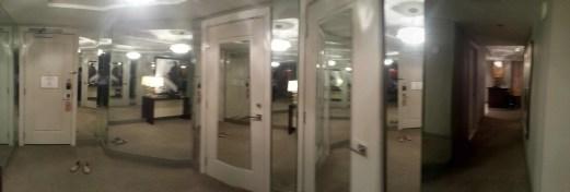 The Cosmopolitan Wraparound Terrace Suite — Entryway —