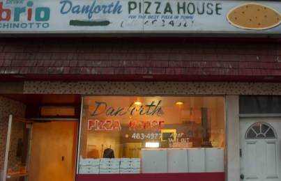 Danforth Pizza House —