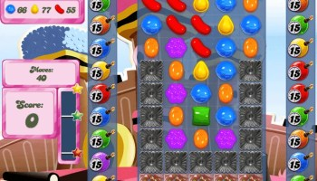 The Candy Crush Saga — Level 391
