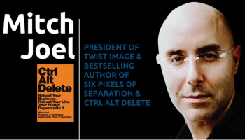 The Art of Small Business Toronto 2013 — Mitch Joel Banner