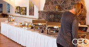 Viamede Resort & Dining — 1885 — The Brunch Spread