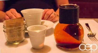 Viamede Resort & Dining — The Inn at Mount Julian — Tea Set