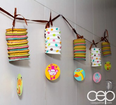 The DoomzToo Birth Story — Sarah's Baby Shower — Decorations
