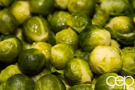 #FordNAIAS 2014 — Day 2 — Cobo Hall — Behind the Blue Oval — Need for Speed Screening — Brussels Sprouts