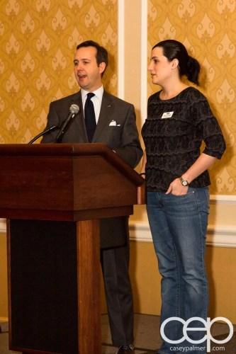 #FordNAIAS 2014 — Day 3 — The Dearborn Inn — Scott Monty and Karen Untereker Closing Words